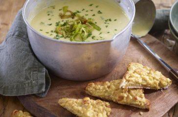 welsh leek soup