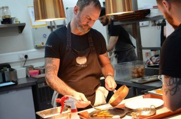 Image of Glynn Purnell, celebrity chef