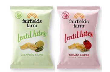 Lentil Bites are healthy lockdown snacks