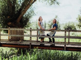 Larkswold create magical place for people to craft and improve well-being