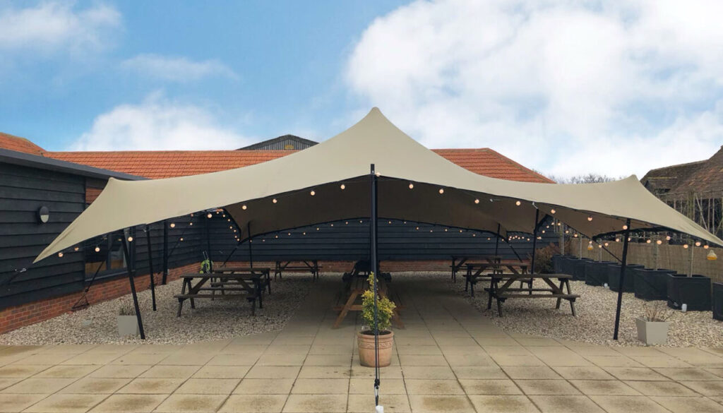 Tent Englefield 3