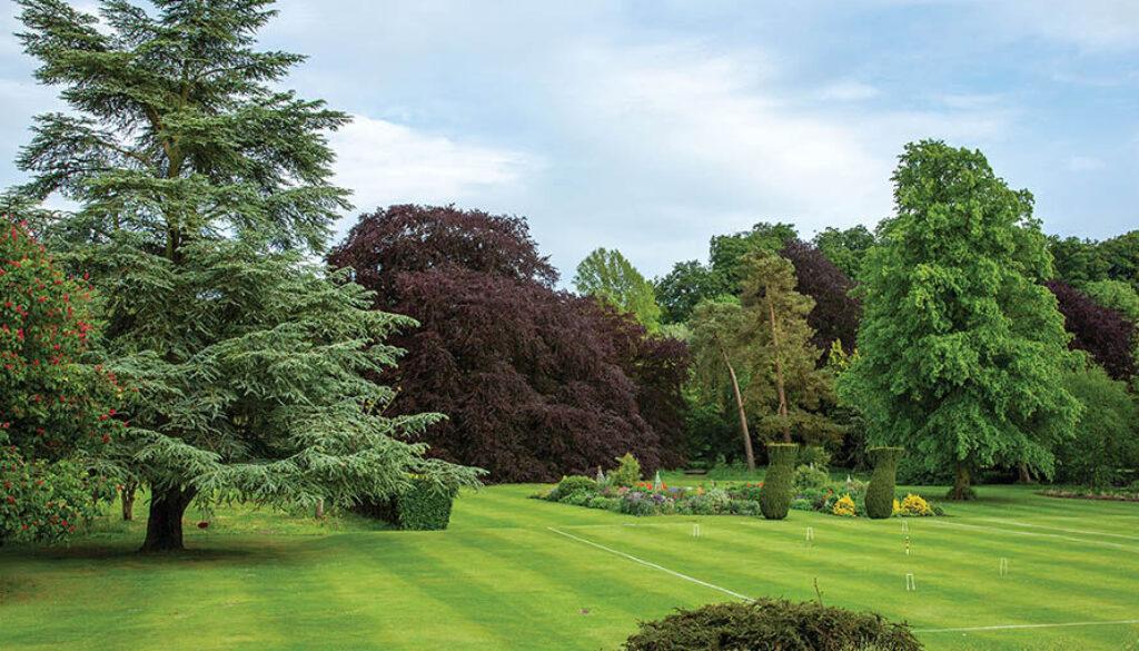 Marlborough College - Trees in the Master's Garden