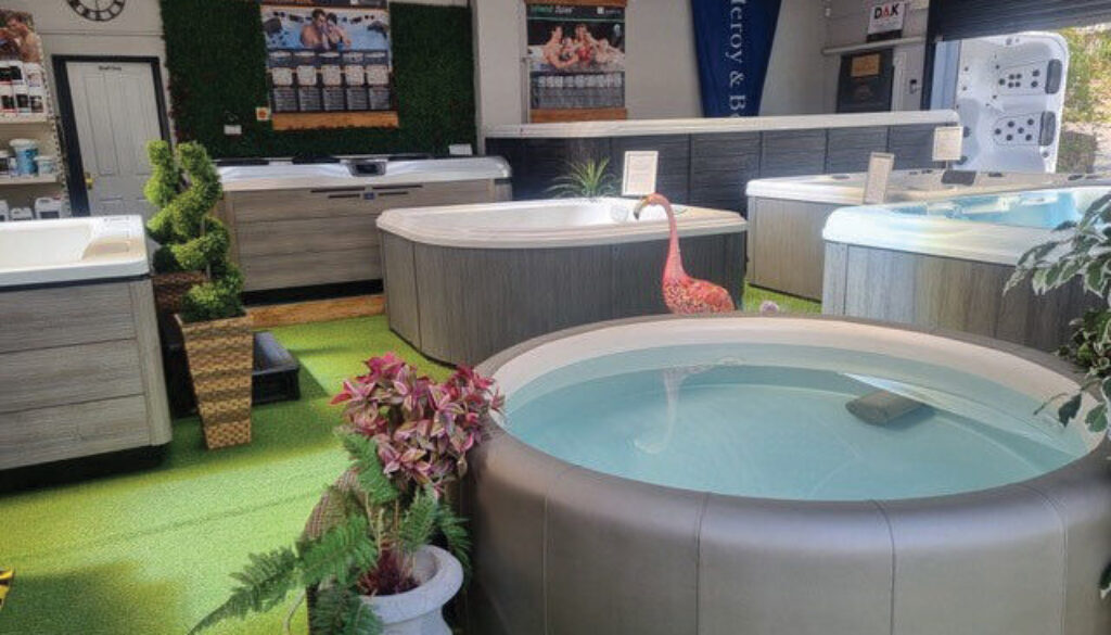 Vici Hot Tubs explore things to consider when searching for your ideal hot tub