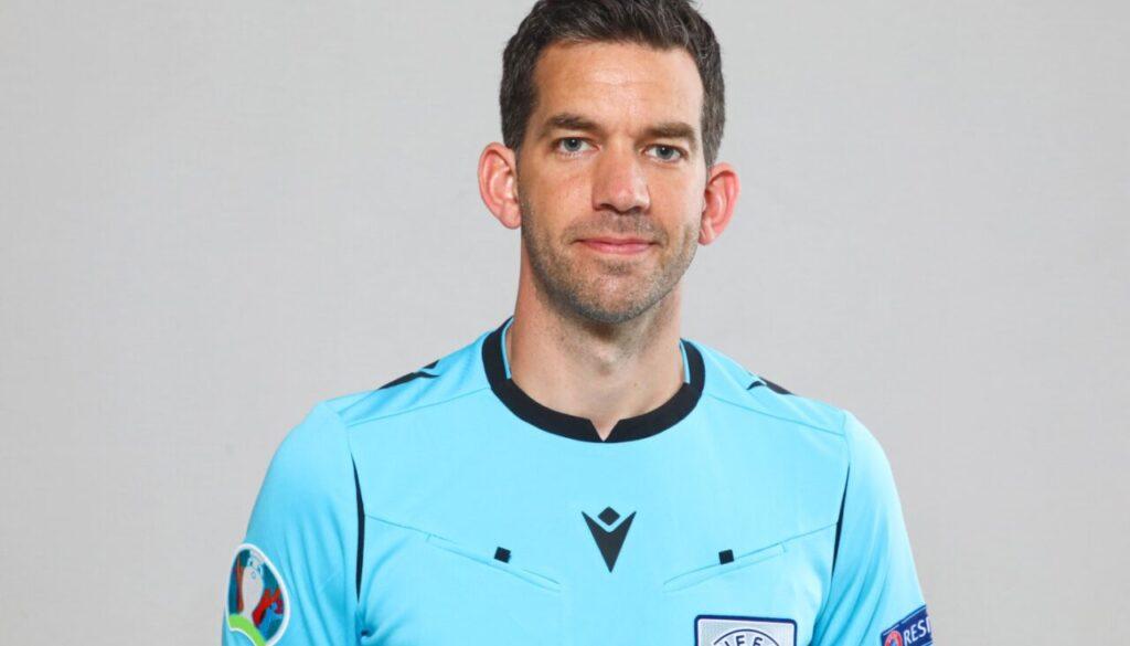 Adam Numm, PGMOL Referee from Wiltshire