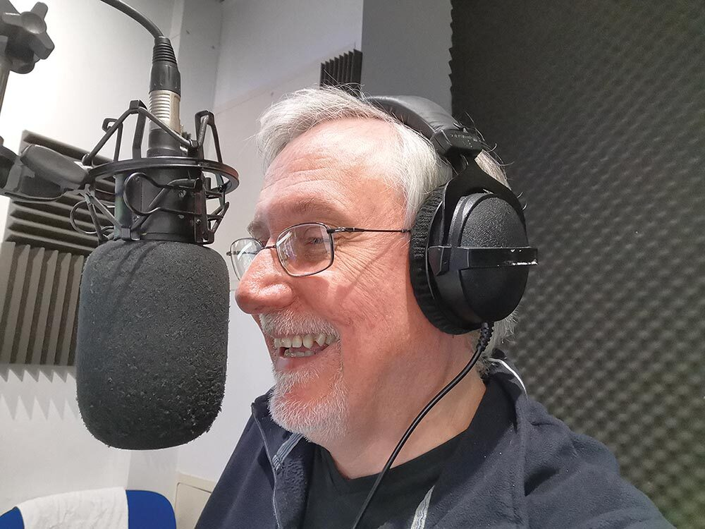 Julian at Kennet Radio highlights the importance of radio on a local level