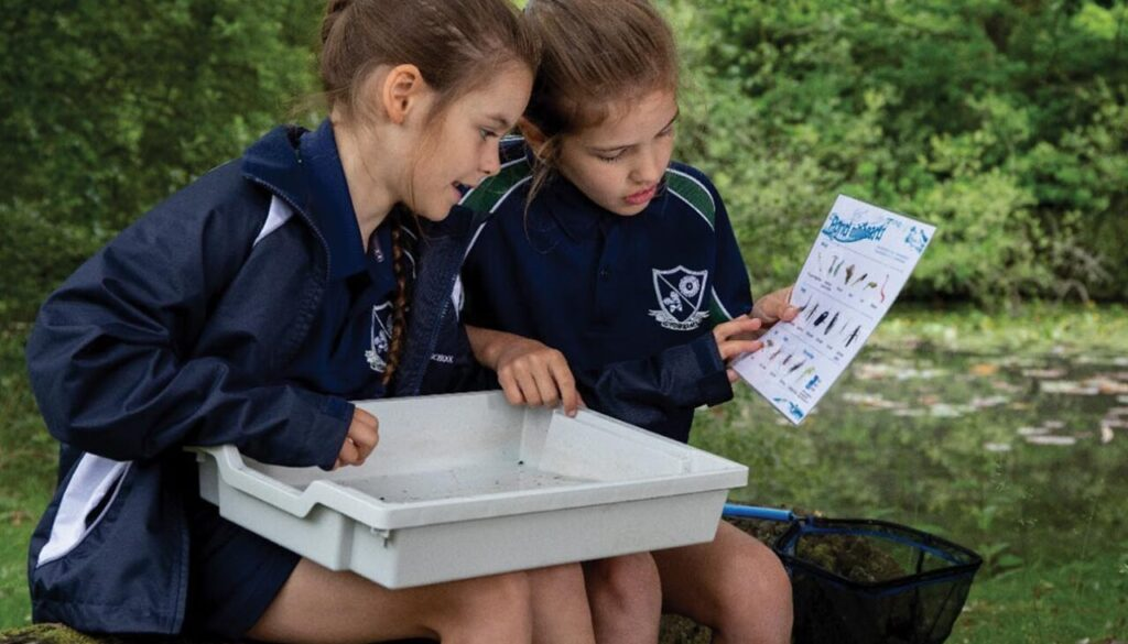 Sherfield School make the process of choosing your childs school easy