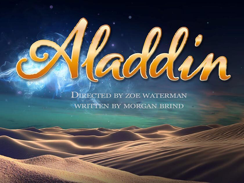 The Capitol Horsham presents Aladdin