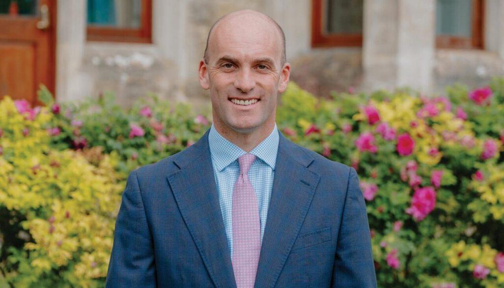 Pinewood School; Meet the Head Neal Bailey