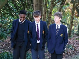 A small, supportive learning environment at Slindon College