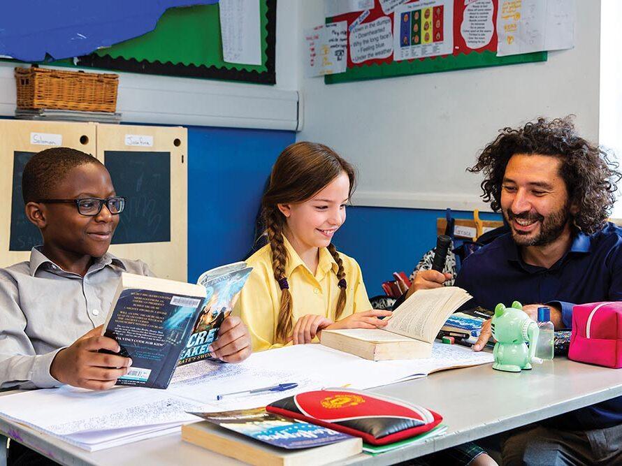 Discover Dragon School and new head Emma Goldsmith