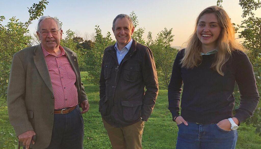 Thatchers Cider celebrates annual apple harvest