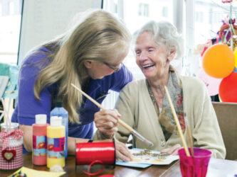 Sandfields Care Home provide quality care in cheltenham